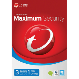 Trend Micro Maximum Protection