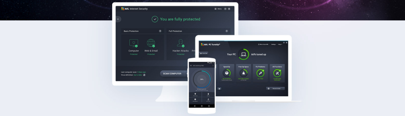 avg internet security ultimate 2017